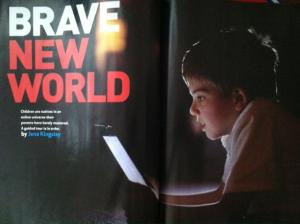 """Brave New World"""